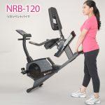 女性でも手軽に持ち運べる重量を実現 NRB-120